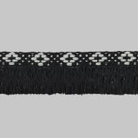 Бахрома C123-1 черный (41,15 м)