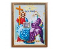 """Набор для изготовления картины - мозаика """"Святая Троица"""", 2216, 66х86 см"""