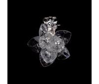 Прищепка для штор Лотос из страз HJH87954-1 Crystal (2 шт)