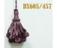 Кисти BX605/457 фиолетовый (10 шт)
