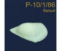 Плечевые накладки Р-10/1/86 белые (100 пар)