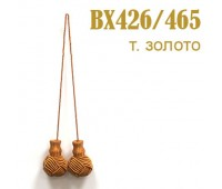 "Подхваты для штор ""завязки"" 465/BX426"