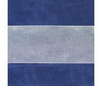 Люверсная лента термоклеевая 10 см 1001 (50 м)