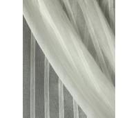Ткань для штор имитация льна 280 см C3662-27 белый (35 м± )