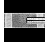 Шторная лента прозрачная 10 см 706 MIRTEX (50 м)