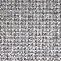 Стразы мелкие на листе 24х4см клеевые 17# черные