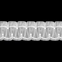 Шторная лента 5 см Z3/z-200 (1.50.200.4) (50 м)