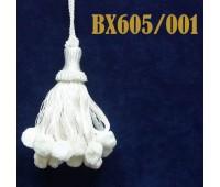 Кисти BX605/001 белый (10 шт)