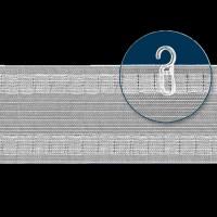 Шторная лента 7 см TZ21 (13.70.000.3) (50 м)