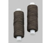 Нитки для джинсовых изделий темно-коричневые (5 шт по 250 м)