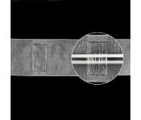 """Шторная тесьма 1000 """"трубная лента"""" 10 см (50 м)"""
