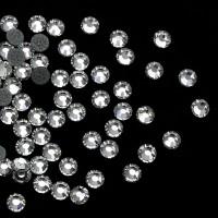 "Стразы клеевые 4,7 мм ""PRECIOSA"" 438-11-612 SS20 Crystal (уп. 72 шт)"