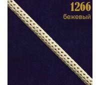 Шнур п/п 2 (1266.0,5) светло-бежевый (100 м)