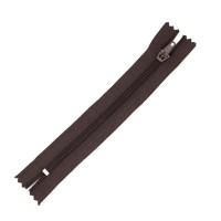 Молния брючная 304 Б коричневая Т4/14 полуавтомат