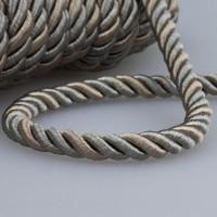 Шнур шторный SH1221-16 серый/меланж (25 м)