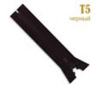 Молния тракторная разъемная Т5/30 черная (20 шт.)