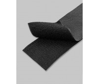 Липучка MIRTEX 100 мм черная