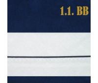 Корсажная лента сложная 1.1 ВВ белая (уп. 50 м)