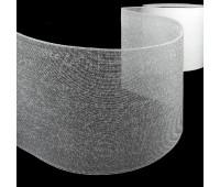 Люверсная термоклеевая лента прозрачная 14 см (50 м)
