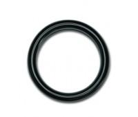 Кольцо пластиковое круглое 3927 25/34 мм темный никель (20 шт)